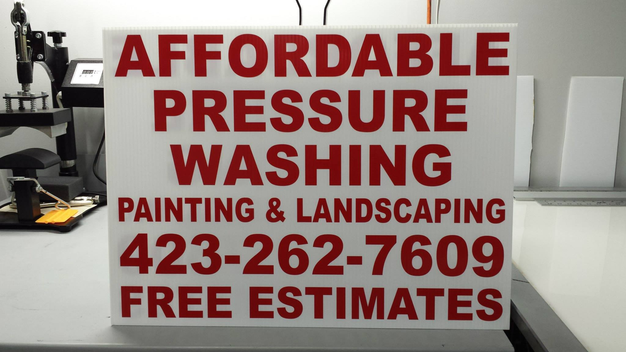 Affordable Pressure Washing