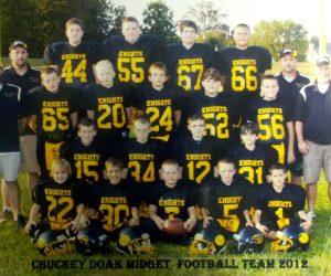 Chuckey-Doak Boys & Girls Club Football